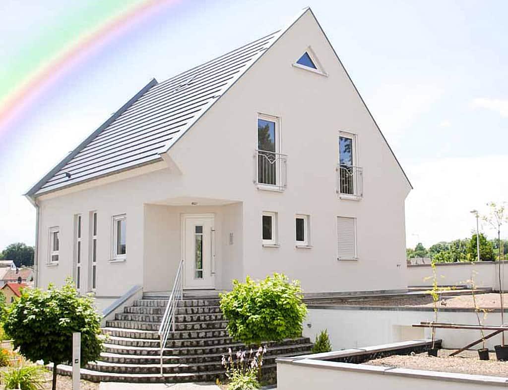 """Haus """"Regenbogen"""""""
