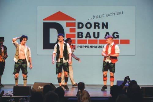 25 - jähriges Firmenjubiläum 50. Jahre Uwe Dorn
