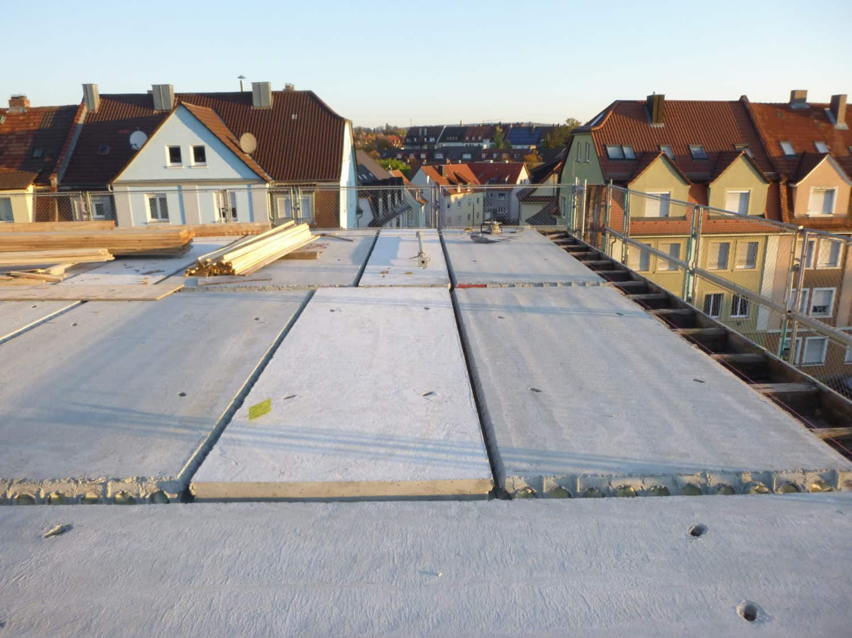 SUPRAPLAN Decke Studentenwohnheim DORNBAU