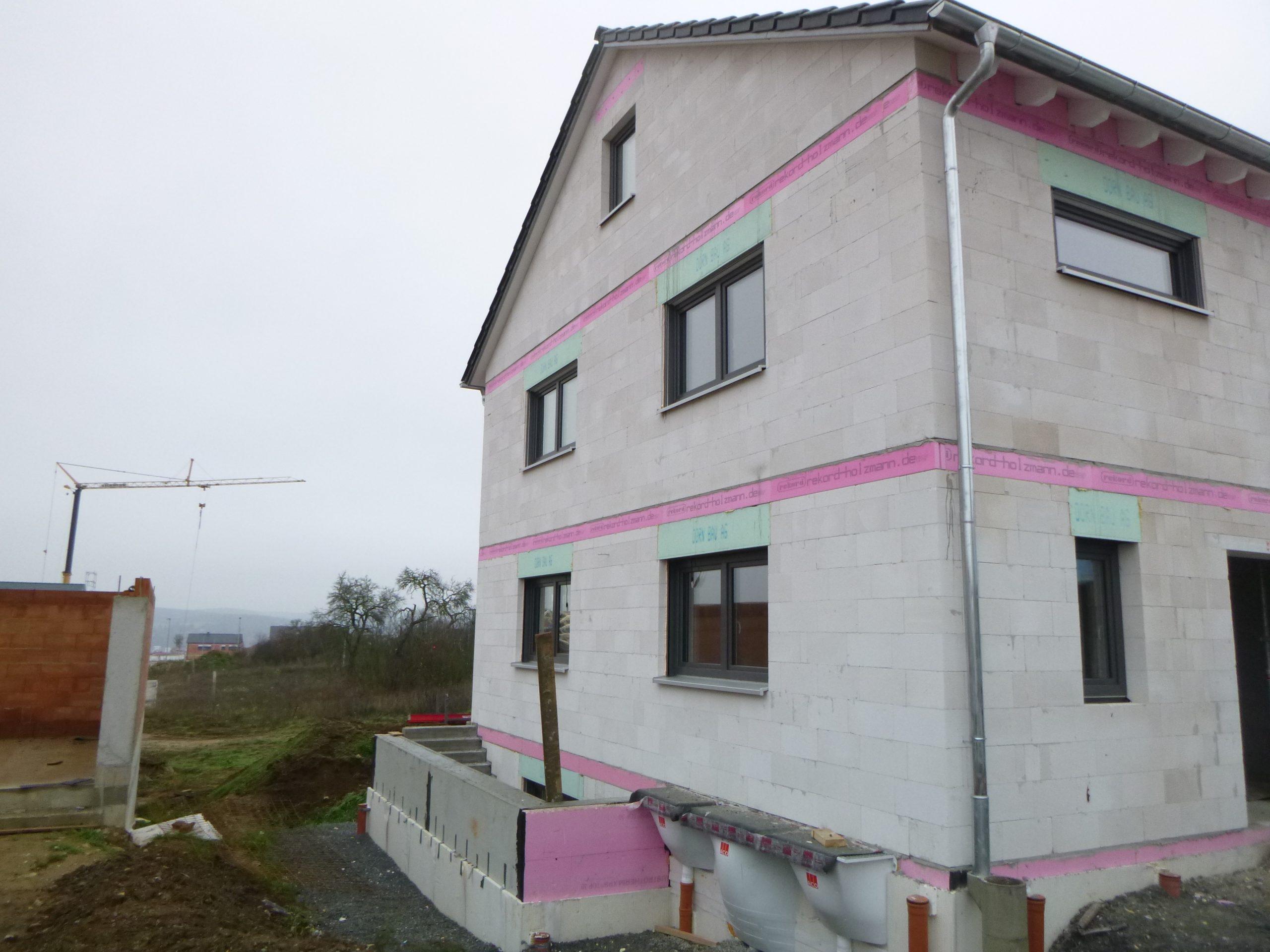 Rohbau - Spitalfeld 35 - Veitshoechheim (3)