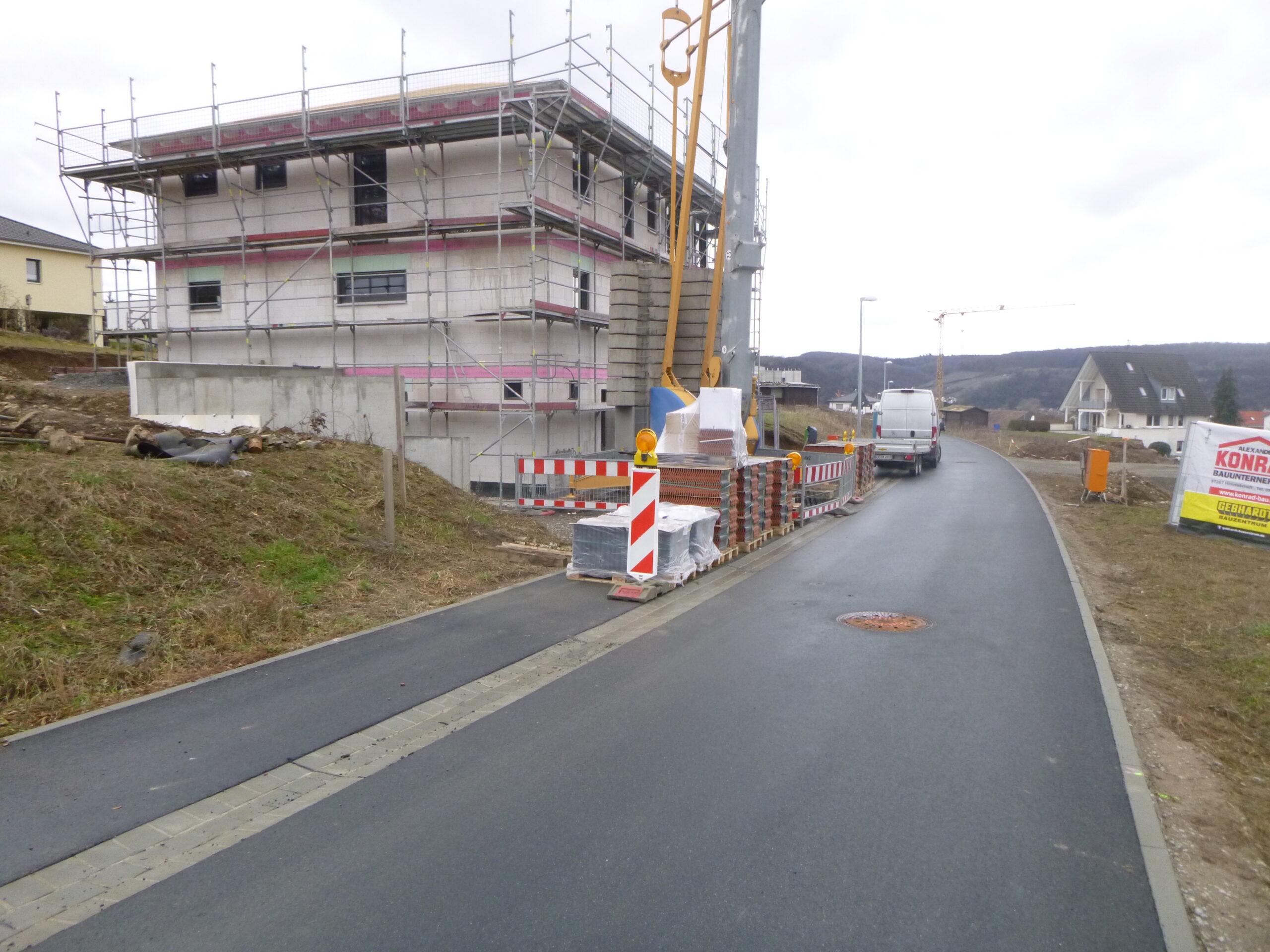 Rohbau - Geisberg 24 - Karlstadt (1)