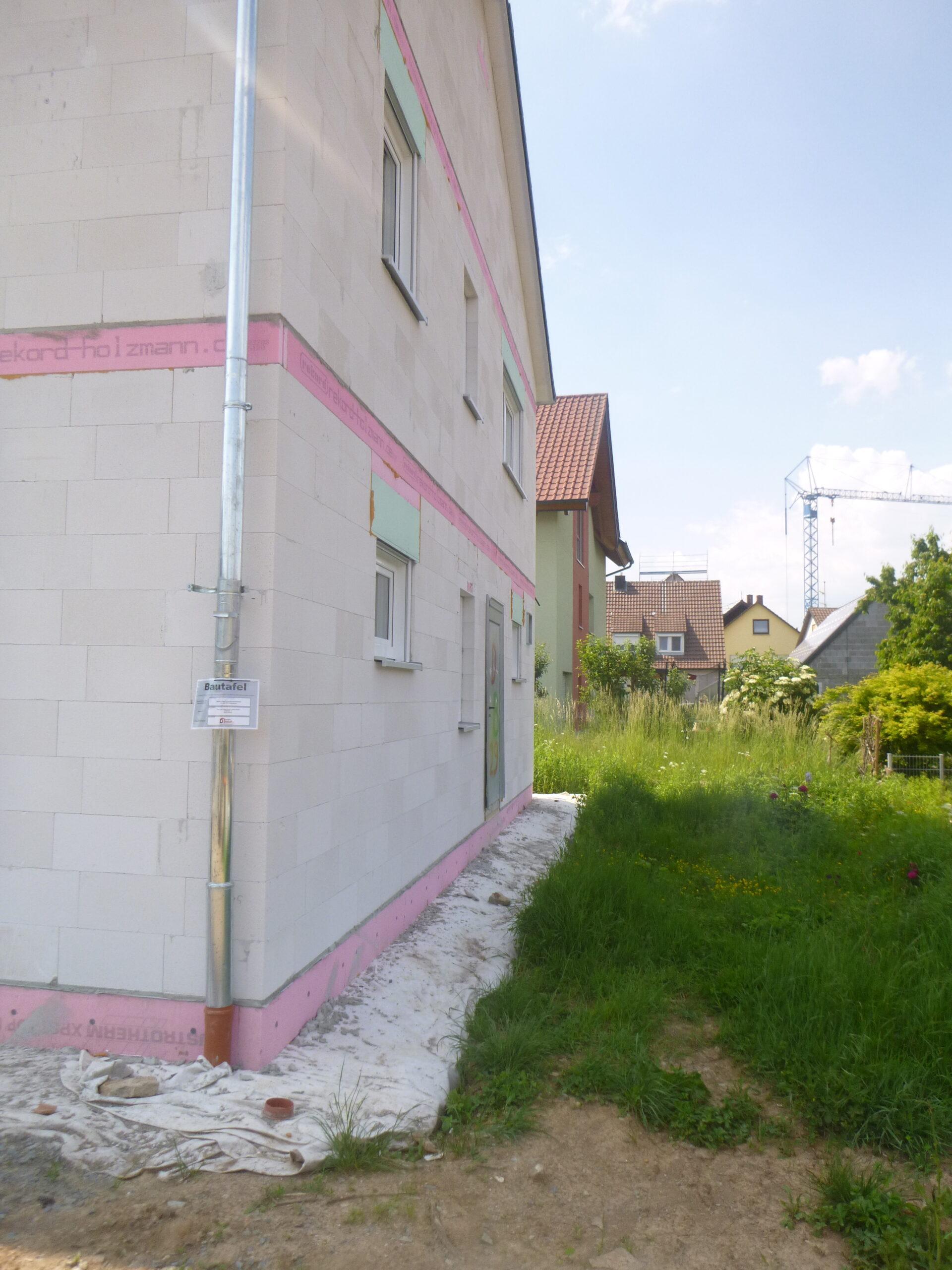 Rohbau - Graf-Rieneck-Strasse 20 - Erlabrunn (3)