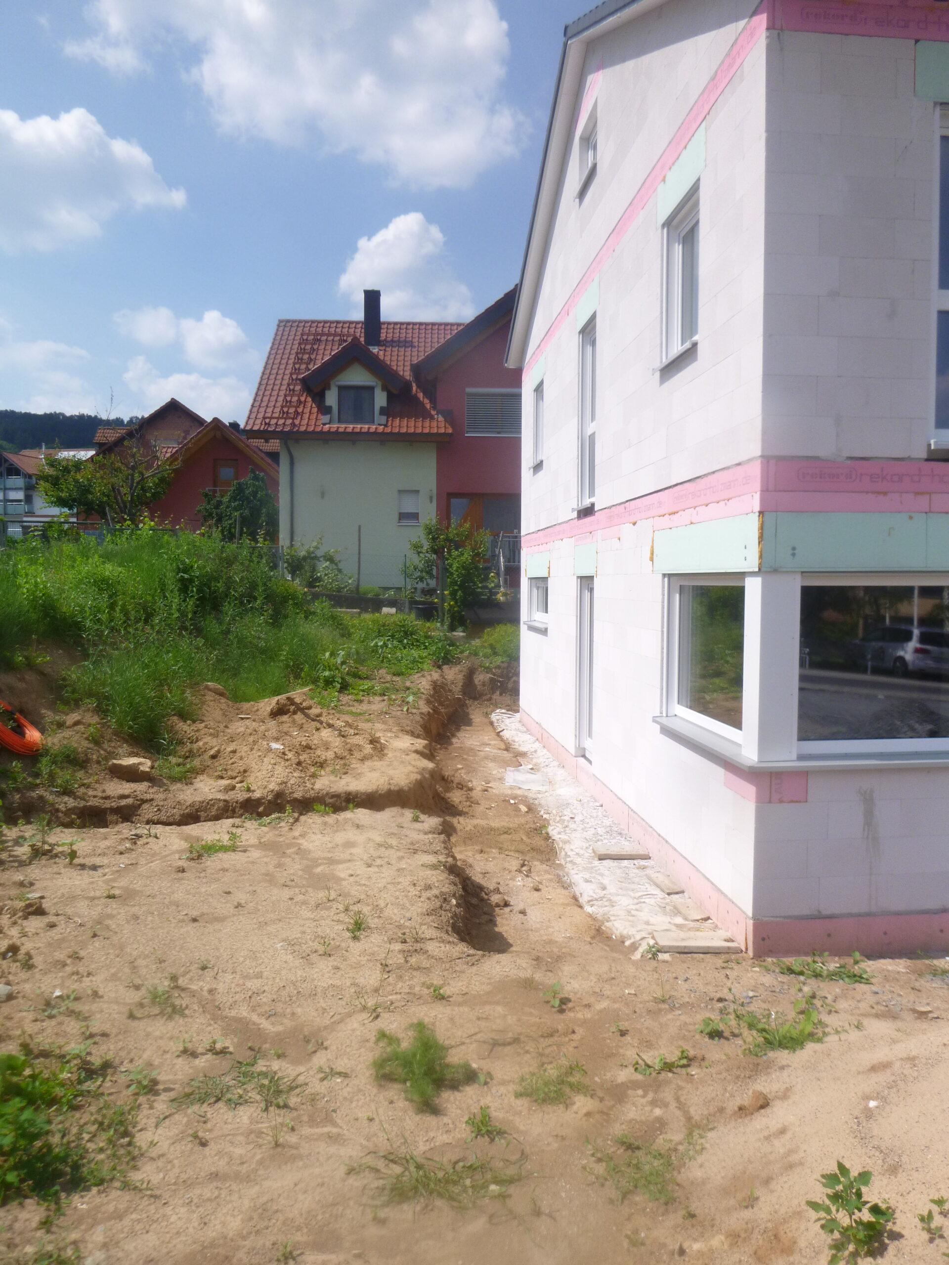 Rohbau - Graf-Rieneck-Strasse 20 - Erlabrunn (5)