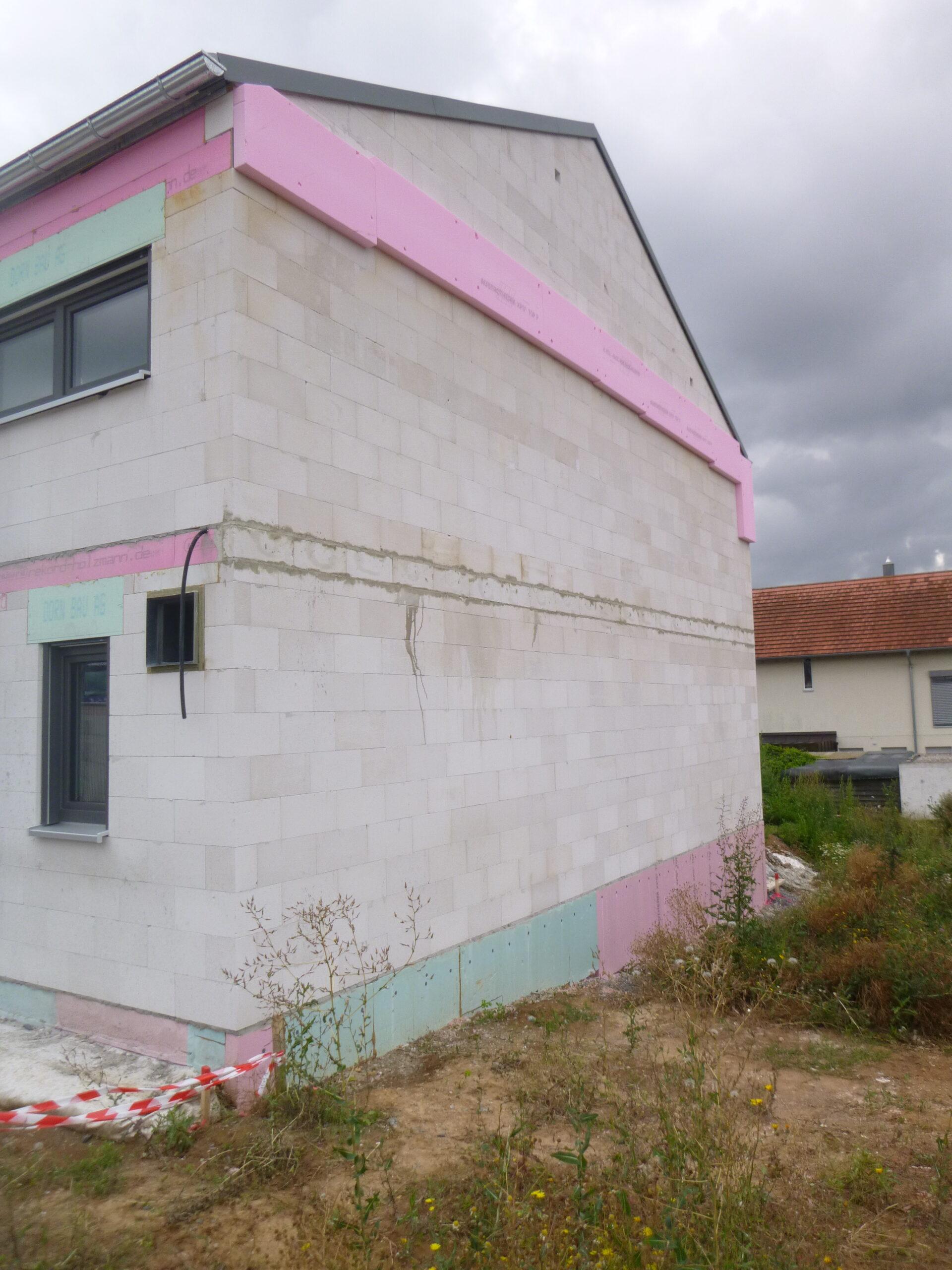 Rohbau - Holunderweg 5 - Kuernach (4)