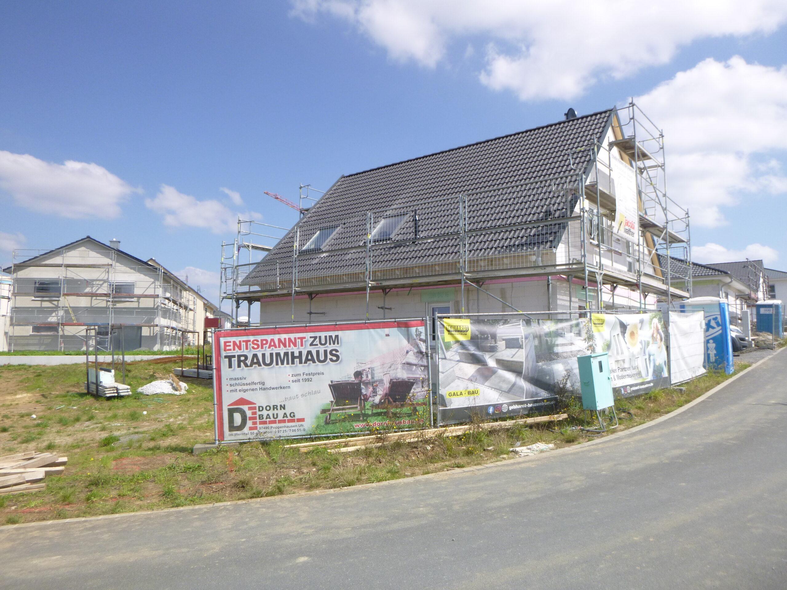 Rohbau - Schoenbornstr. 3 - Waldbrunn (4)