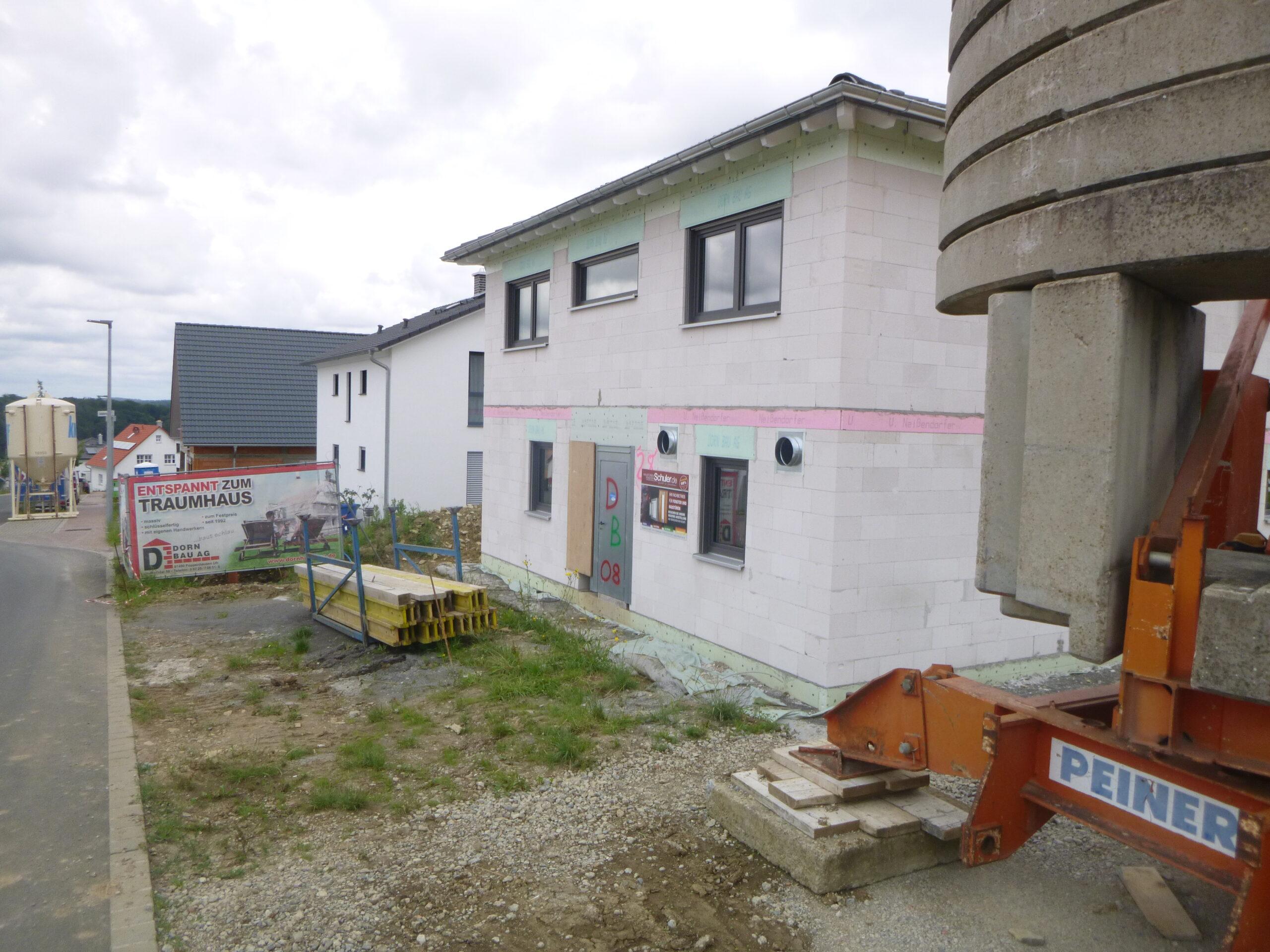 Rohbau - Schoenbornstrasse 28 - Waldbrunn (3)