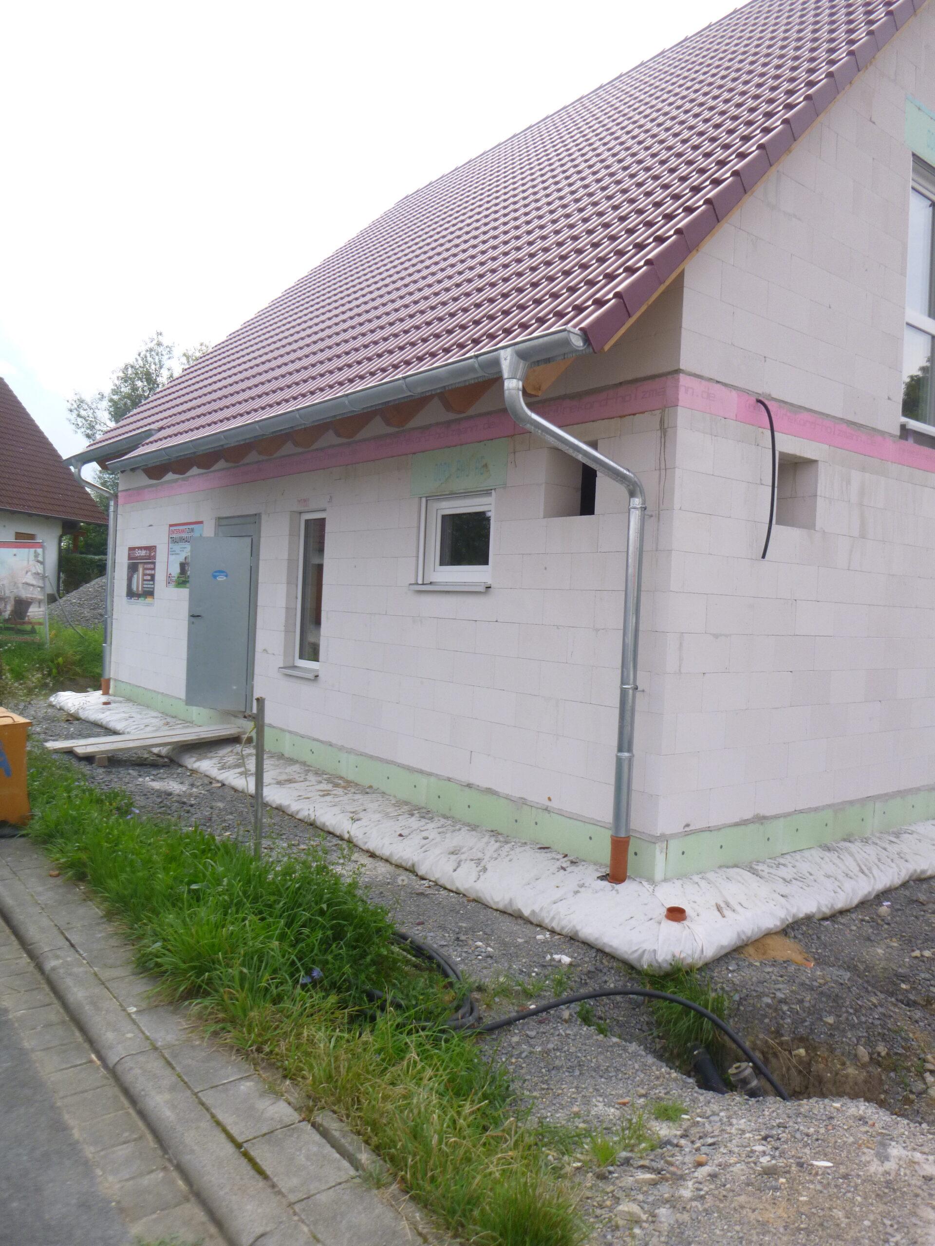 Rohbau - Hofaecker 10 - Oberschwarzach (3)